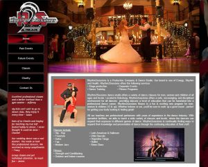 website design for r2sessions