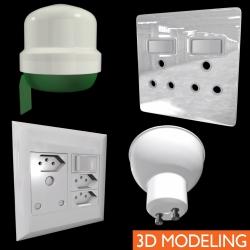 Atsite Design 3D Modeling